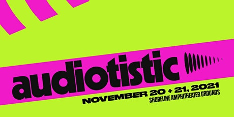 Audiotistic Festival Shuttle Bus to Shoreline Amphitheater - DAY 1 tickets