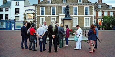 Cromwell's Huntingdon Guided Walk tickets