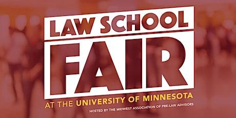 Law School Fair at the University of Minnesota tickets