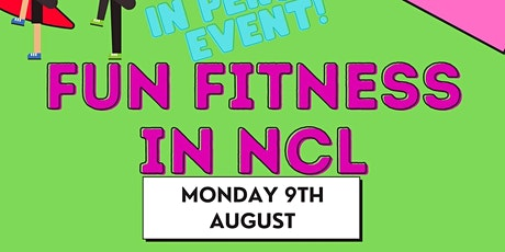 Fun Fitness in NCL - Session 2 Gymnastics for 8-12 tickets