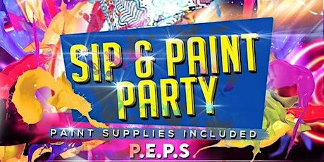 Sip & Paint Party!! tickets