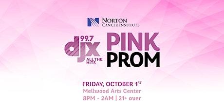 Norton Cancer Institute 99.7 WDJX PINK PROM tickets