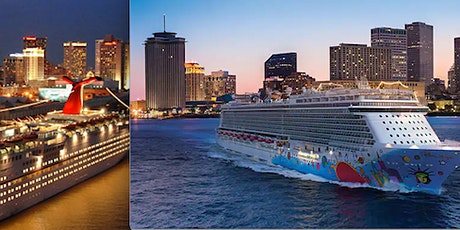 What's New With Cruising from New Orleans in 2022? tickets