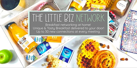 Virtual Breakfast Networking - With Breakfast DELIVERED! tickets