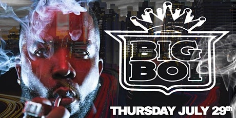 BIG BOI ( FROM OUTKAST ) KARLIE REDD & LIL BANKHEAD THIS  $5 THURSDAY tickets
