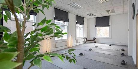 Yoga ,meditation, breathwork and mindful figure drawing tickets