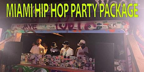Miami Saturday Night HIP HOP Nightclub Party Deal tickets