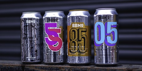 All the Numbers - A Brew by Numbers Beer Tasting Event tickets