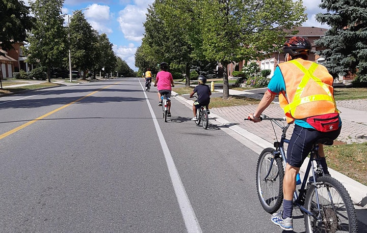 Group  Bicycle Rides in Markham image