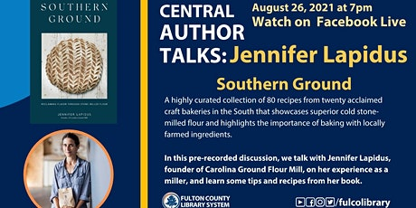 Central Author Talks with Jennifer Lapidus tickets