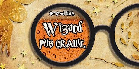 4th Annual Wizard Pub Crawl - Greenville tickets