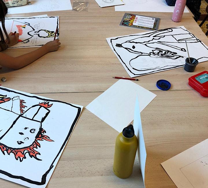 Afbeelding van Kinderworkshop Stapelgek op monsters