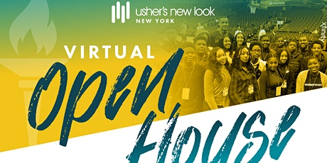 Usher's New Look Virtual Open House  (New York) tickets