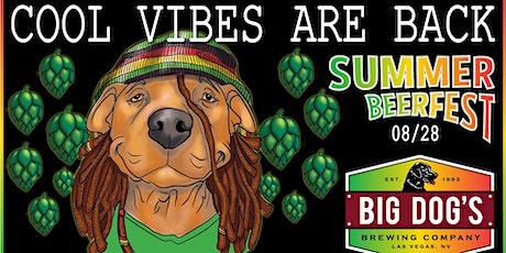 "BIG DOG'S ""Summer Beer Fest & Reggae Party"" 2021 tickets"