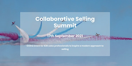 Collaborative Selling Summit tickets