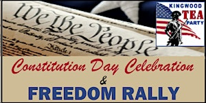 2015 KWTP Constitution Day Celebration & Freedom Rally