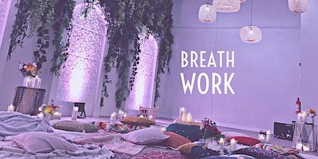 Breath Work with Mercury tickets