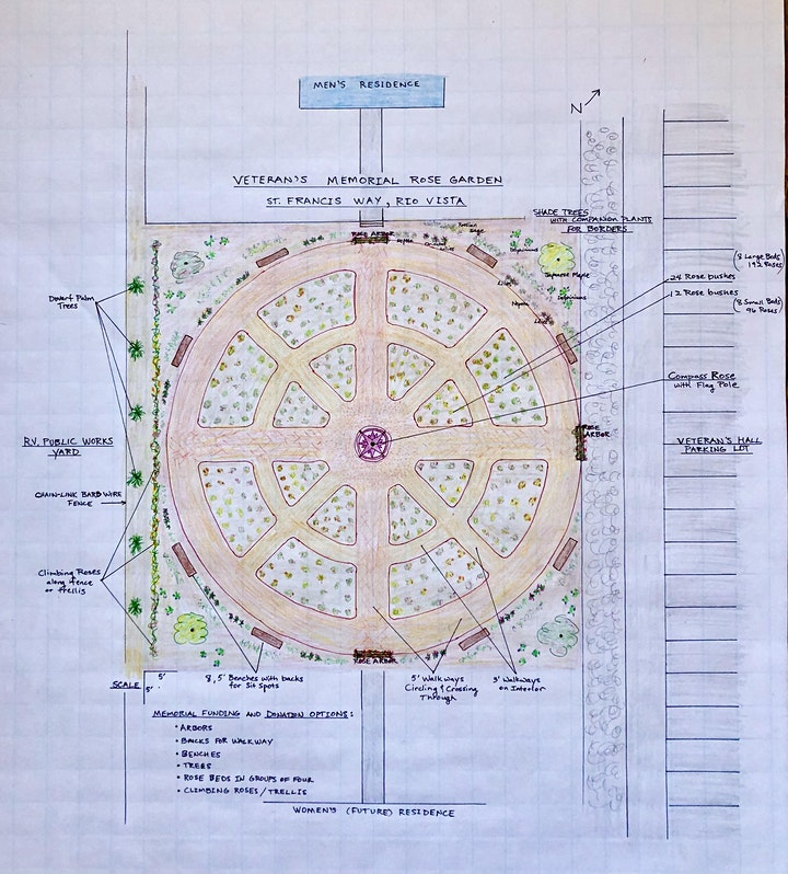 The Sustainable Rose Garden image
