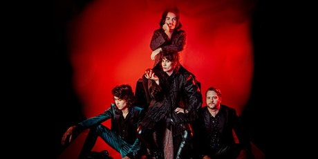 Roxx Revolt & The Velvets with Bruvvy at Rack'em Spirits and Times tickets