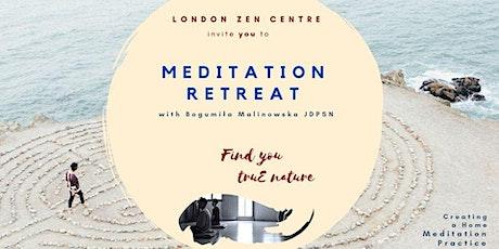One Day Zen Meditation Retreat In London tickets