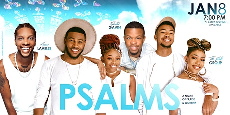Psalms: The Walls Group, Kelontae Gavin & Aaron Lavelle Live in Orlando tickets