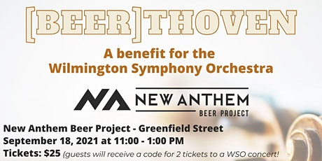 BEERTHOVEN   | a WSO Benefit tickets