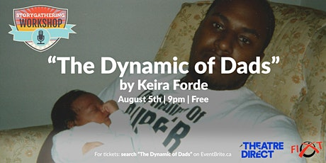 """""""The Dynamic of Dads"""" by Keira Forde - Listening Party tickets"""