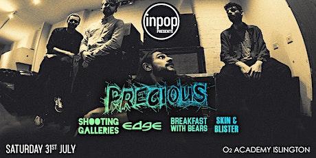 InPop Presents - O2 Academy2 Islington tickets