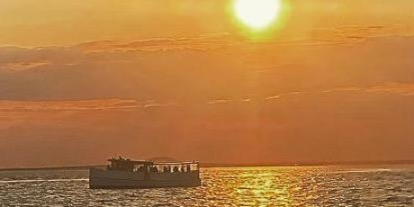 Sunset Cruise & Tour of Scrimshaw Oyster Farm tickets
