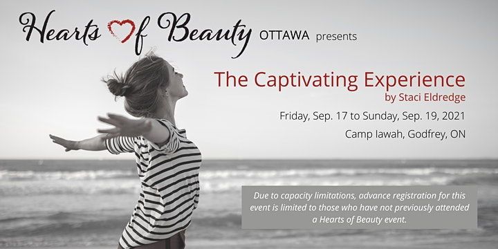 Hearts of Beauty presents The Captivating Experience by Staci Eldredge image