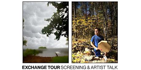EXCHANGE TOUR - Artist Talk & Screening tickets