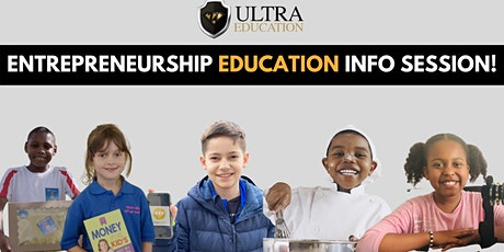 Ultra Education Monthly Info Sessions tickets