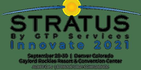 STRATUS Innovate 2021 tickets