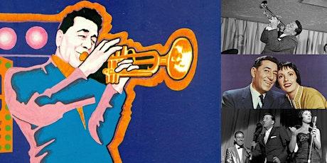 'Louis Prima: The Swingin'est Superstar from New Orleans to Vegas' Webinar billets
