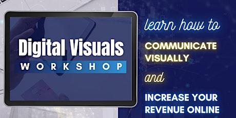 Digital Visuals Workshop tickets