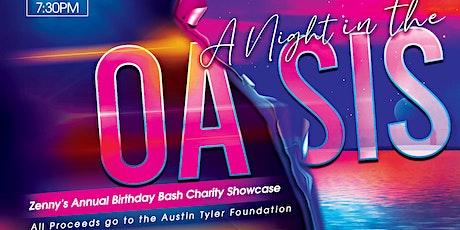 Zenny's Annual Birthday Bash Charity Showcase tickets
