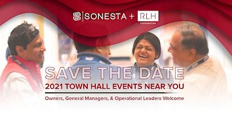 Sonesta + RLHC Town Hall Meeting tickets