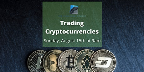 Trading Cryptocurrencies tickets