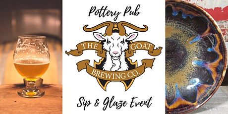 Pottery Pub | The Goat Brewing Co tickets