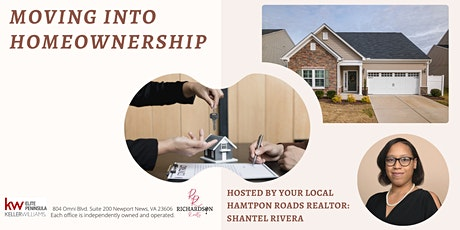 Moving Into Homeownership tickets