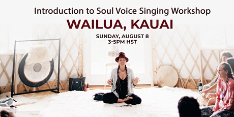 Introduction to Soul Voice Singing Workshop tickets