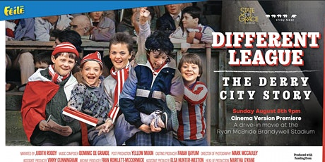 Different League: The Derry City Story tickets