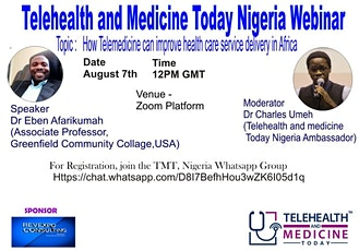 How Telehealth & Telemedicine can improve service delivery in Africa tickets