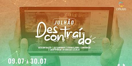 JULHÃO DESCONTRAÍDO - REDE GRANADA ingressos