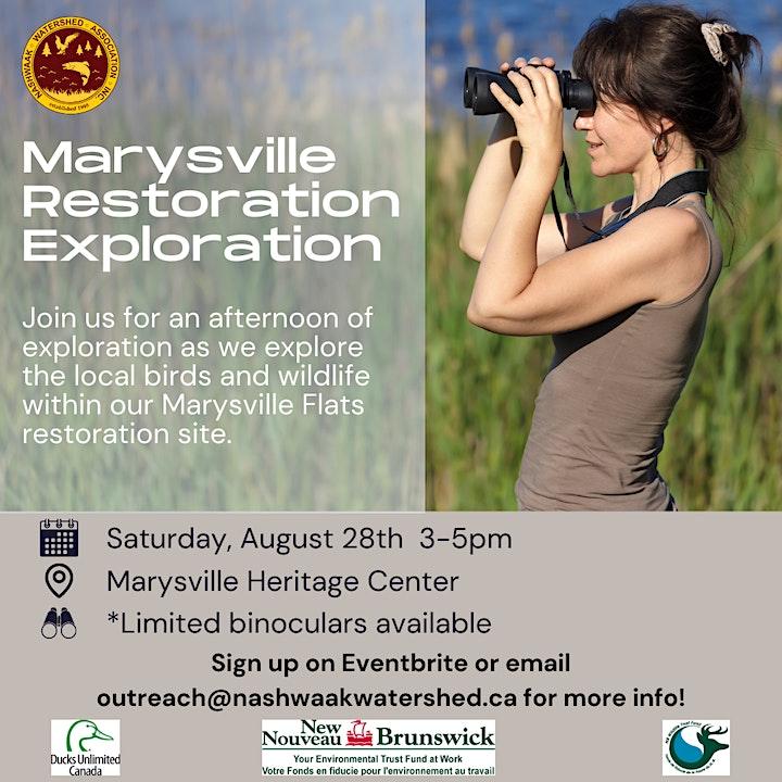 Marysville Restoration Exploration image
