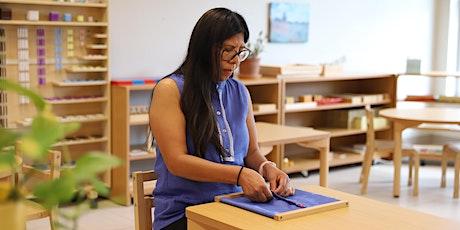 North Texas Montessori Institute Open House tickets