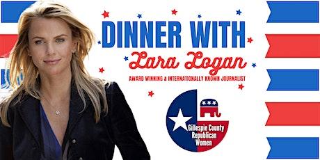 Lara Logan Has No Agenda tickets