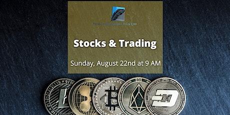 Stocks & Trading tickets