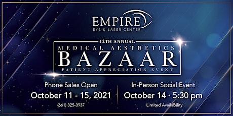 12th Annual Medical Aesthetics Bazaar tickets