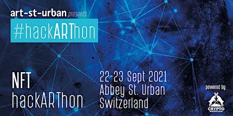 NFT hackathon on art: #hackARThon Tickets